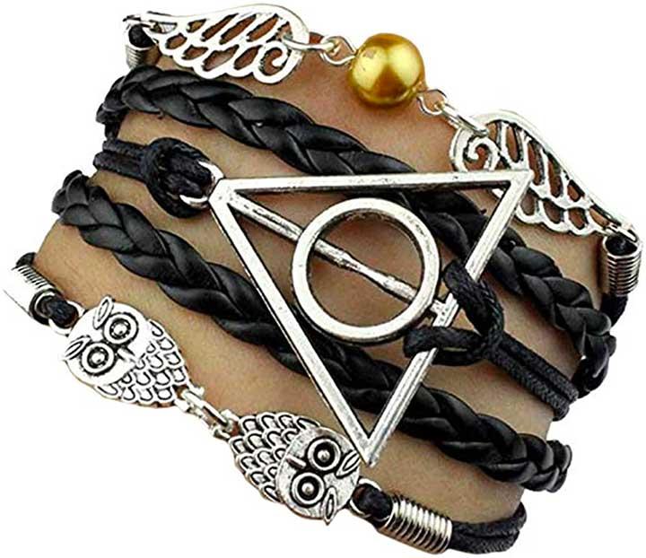 Handcrafted Harry Potter Bracelet