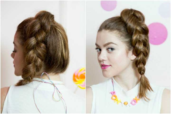 How To Make Upgraded Ponytails