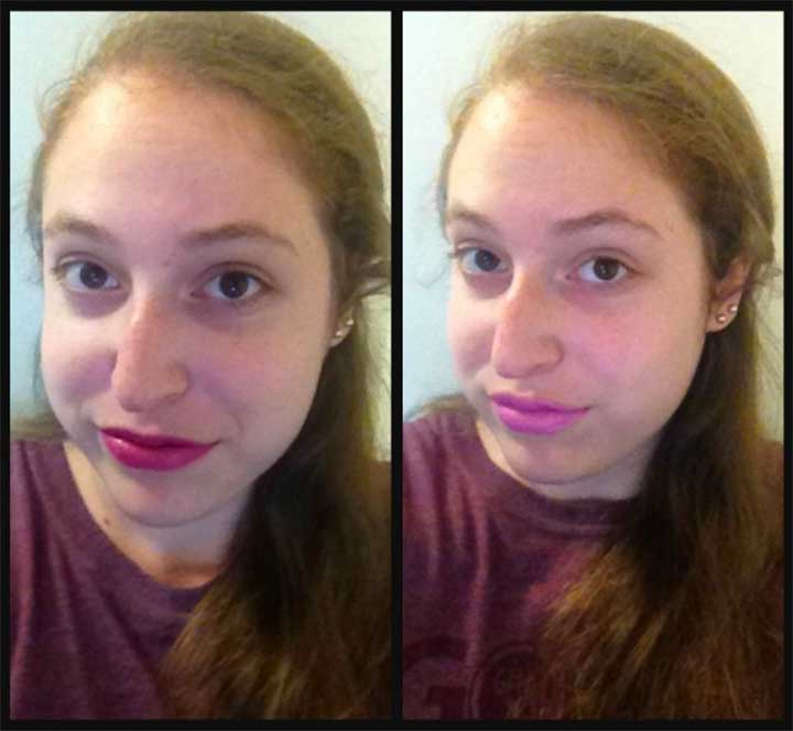 White Lipstick Review: How do I keep my lipstick from turning white?