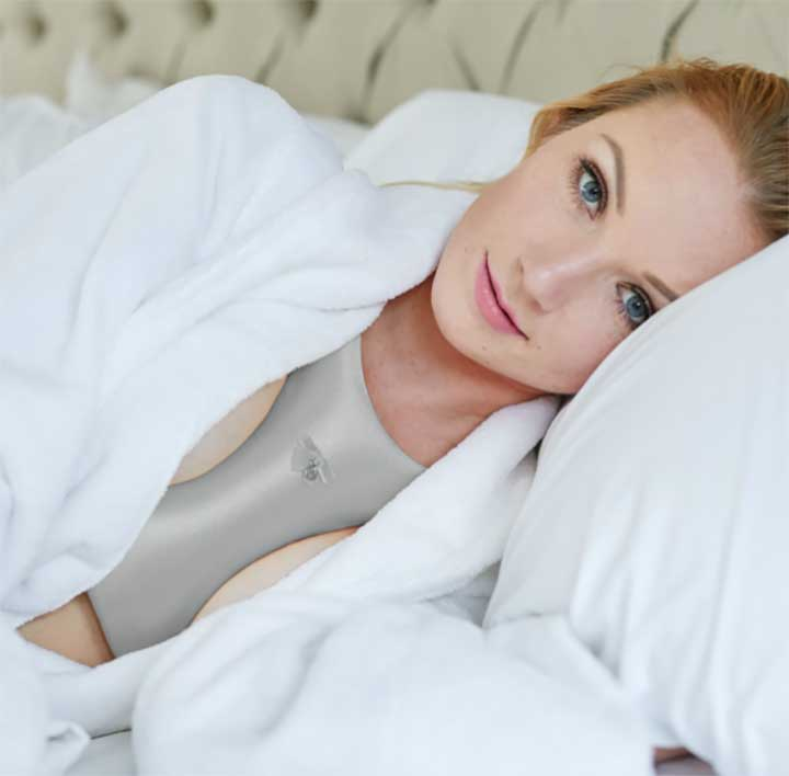 Intimia Breast Pillow Chest Wrinkles Prevention
