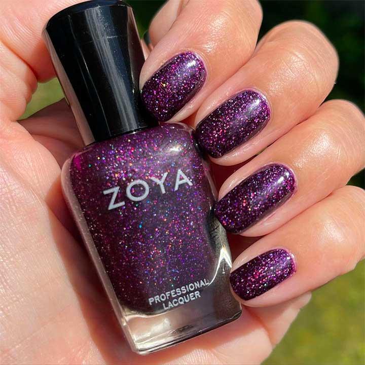 Is Zoya nail polish really non toxic?