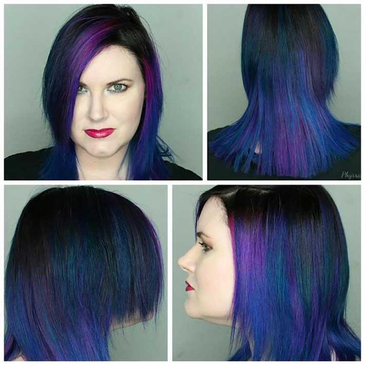 Is oil slick hair hard to maintain?
