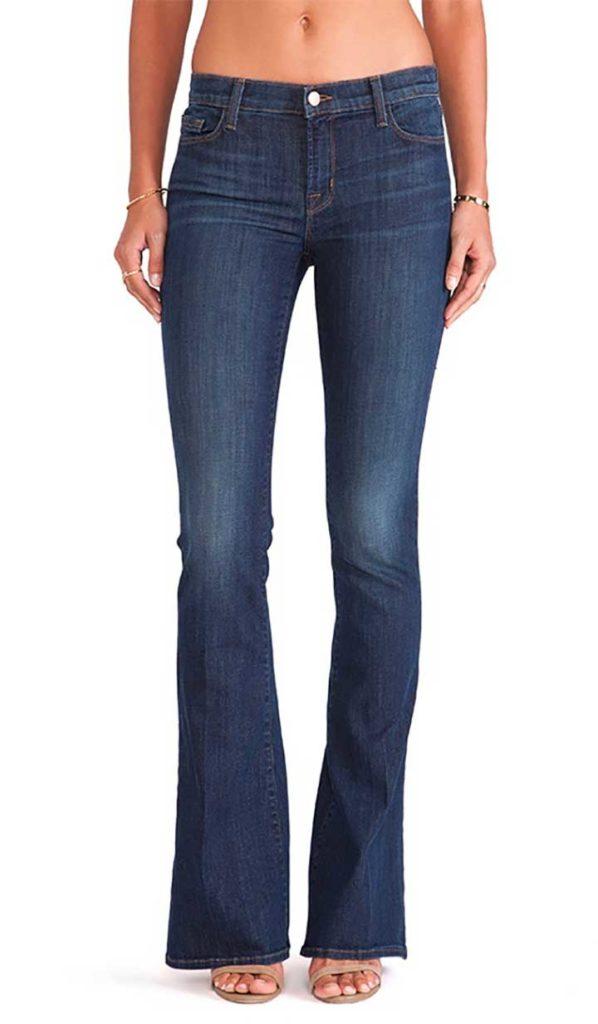 J Brand Martini Flare Jeans
