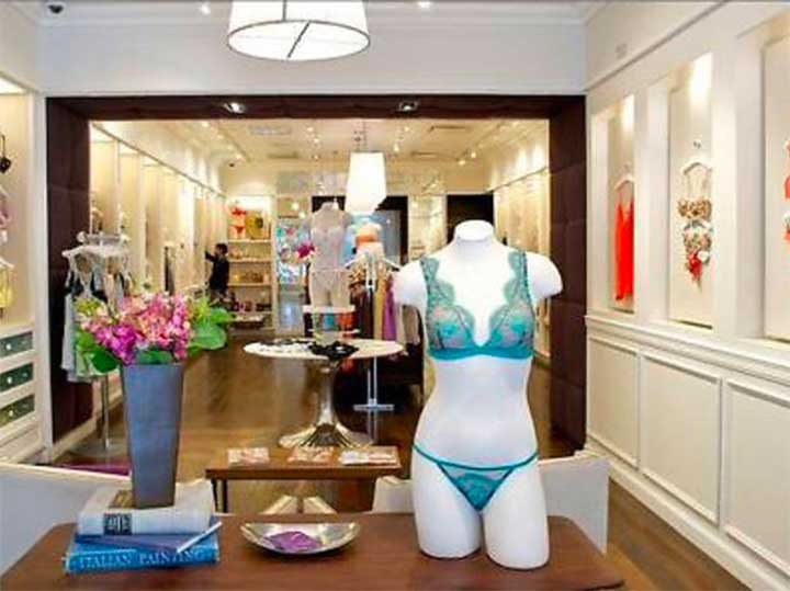 Journelle Shopping in Union Square