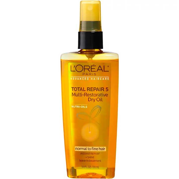 L'Oreal Paris Advanced Haircare Total Repair 5 Multi-Restorative Dry Oil