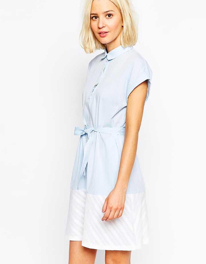 Laden Showroom shirt dress