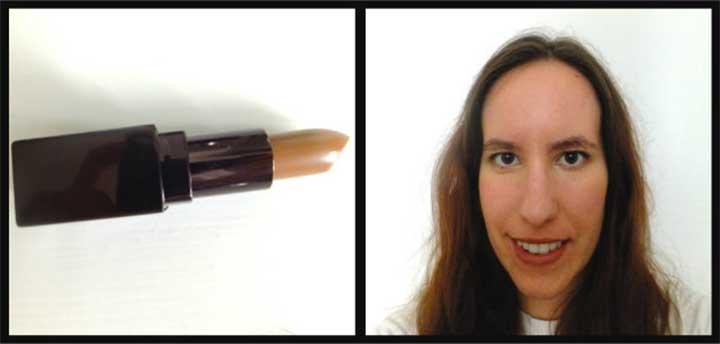 Laura Mercier Creme Smooth Lip Color In Milky Way Test