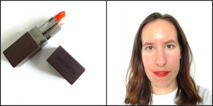 Lipstick Test Laura Mercier