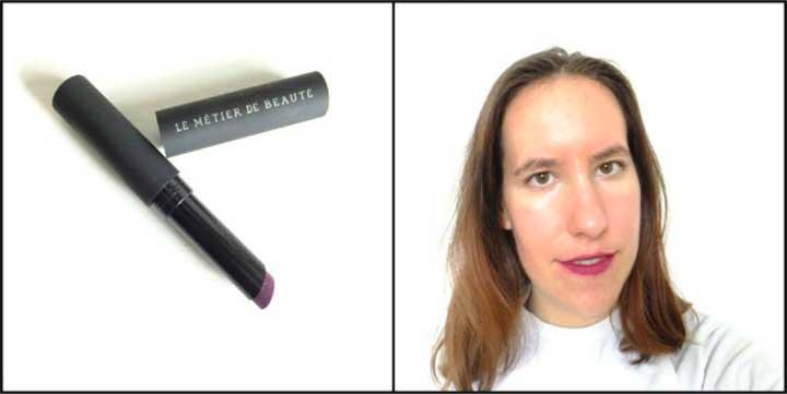 Lipstick Test Le Metier De Beaute