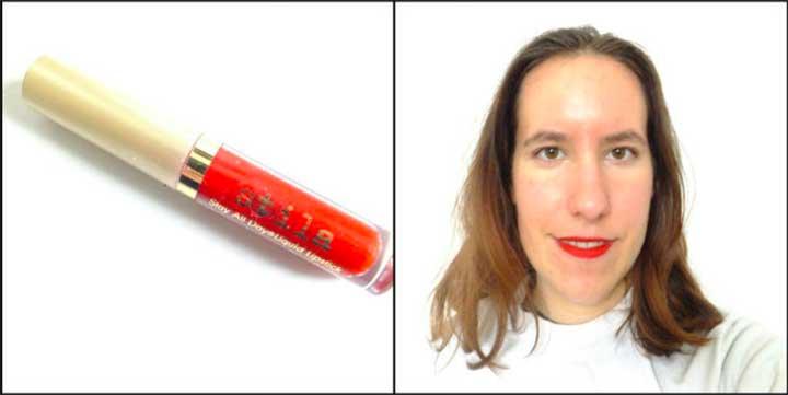Lipstick Test Stila