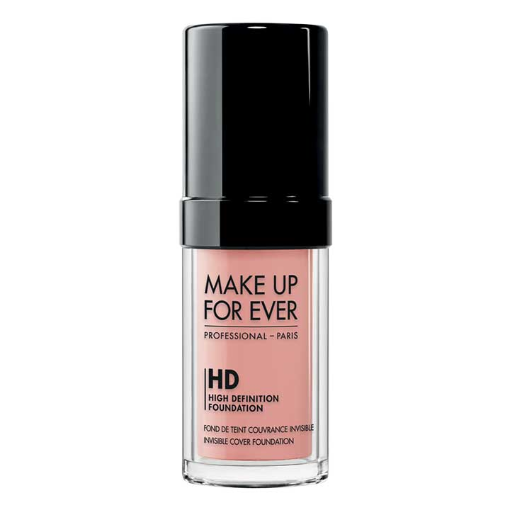 Make Up For Ever HD Foundation