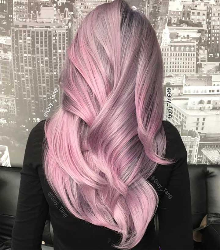 Metallic Pink Hair Dye: What It Is And How To Get a Metallic Hair Color