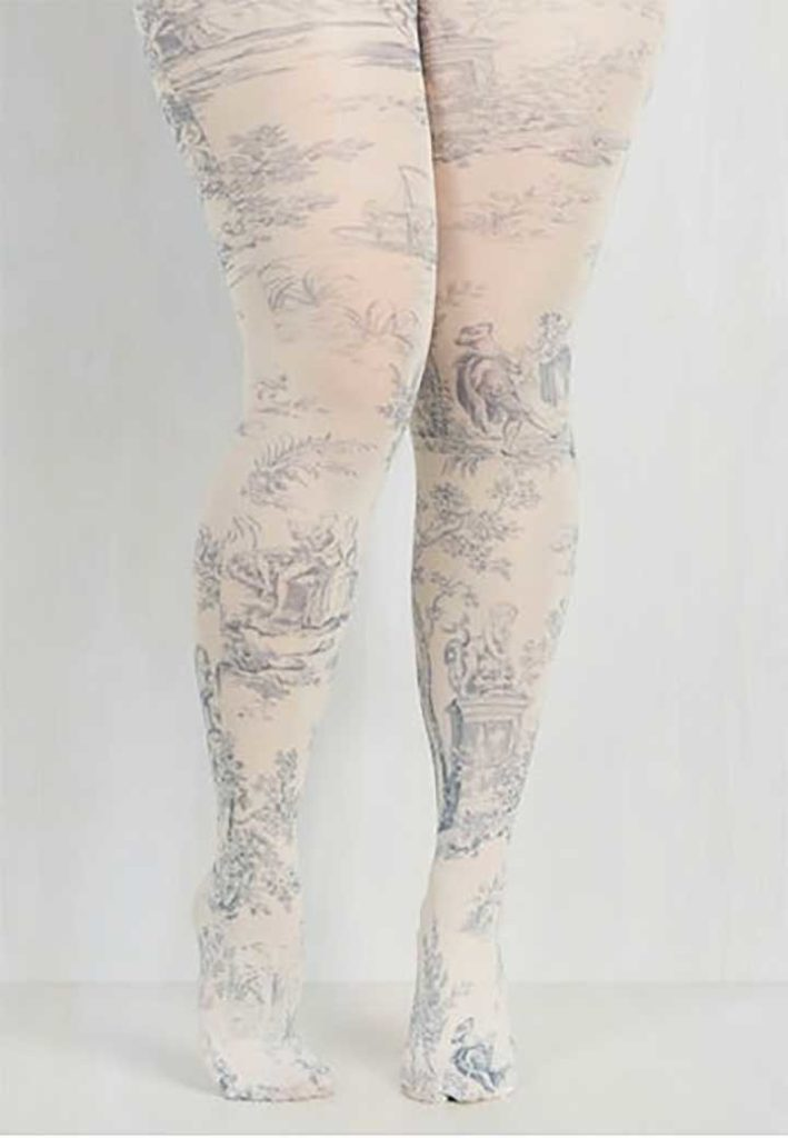 ModCloth A Tale Of New Tights