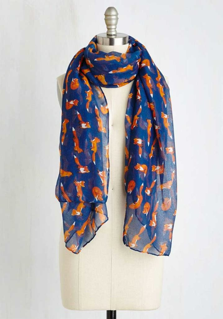 ModCloth Tail Me About It Scarf