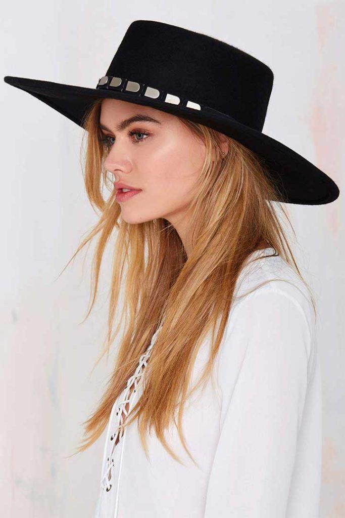 Nasty Gal Janelle Boaster Hat