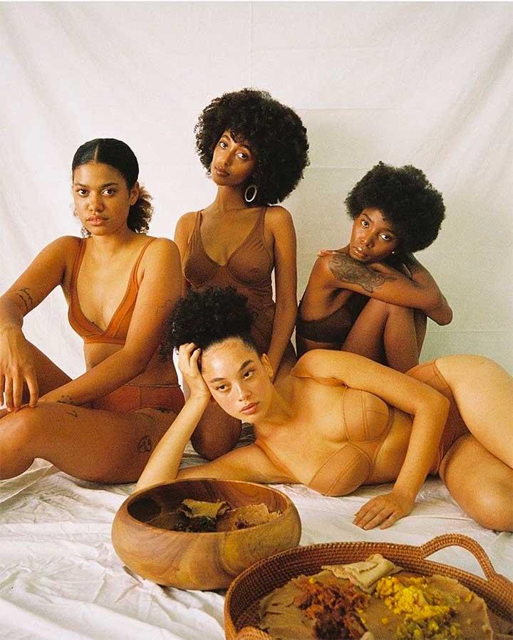 Nubian Skin: 7 Best Lingerie Brands in 2021