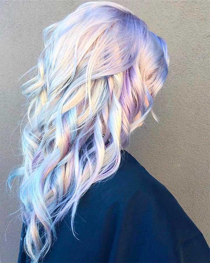 12 Opal Hair Dye Photos, Opal Hairstyles