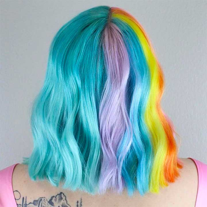 These Tutorials Will Help You Get That Pastel Hair Color You've Always Wanted