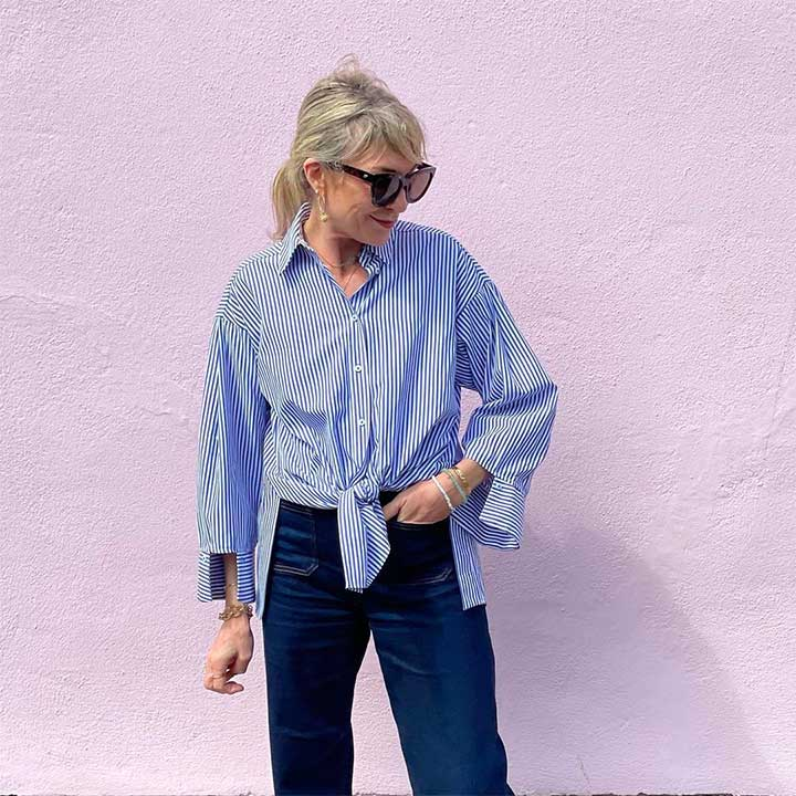 The Lost Art of Finding The Perfect Striped Shirt
