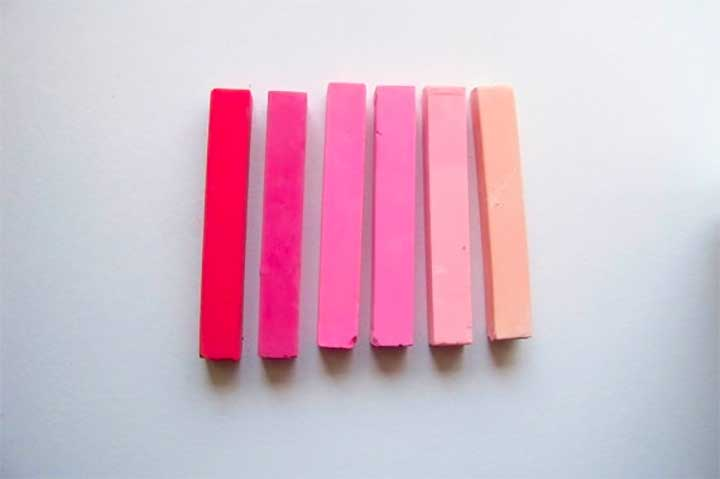 Pink Hair Chalks: Choose The Right Product