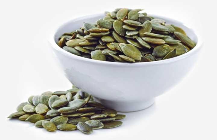 Top Bodybuilding Foods: Pumpkin Seeds