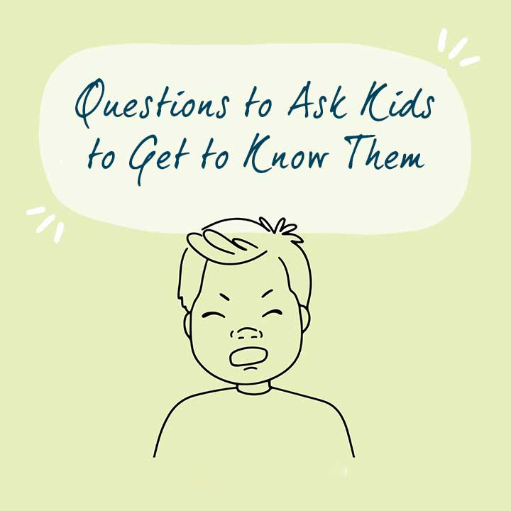 What are some fun get to know you questions for kids