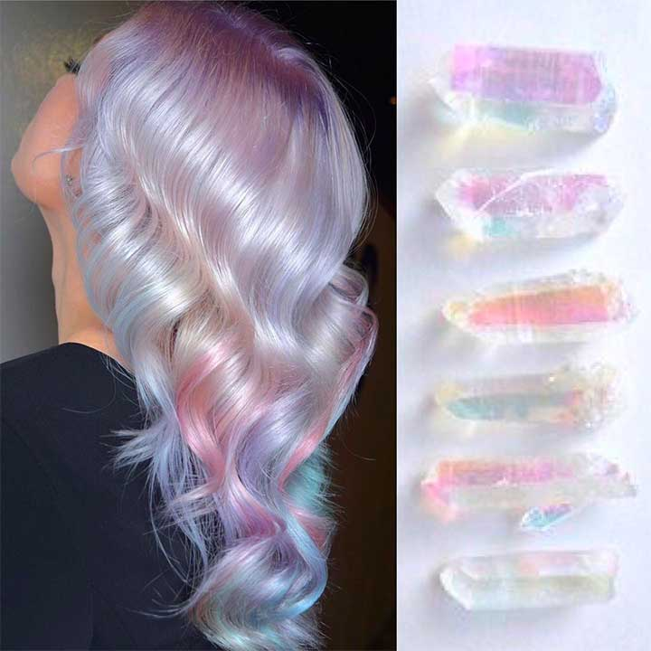 Opal Hair Colors to Inspire