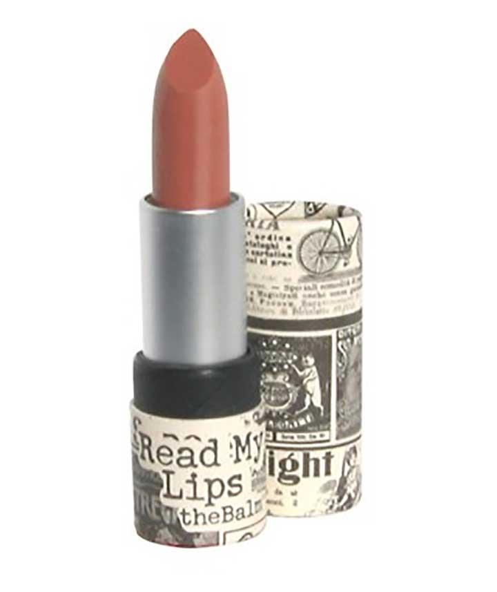 Read My Lips Nude Lipstick