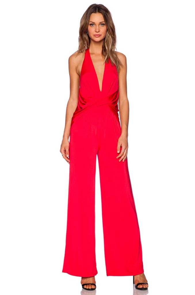 Revolve Clothing NBD X Naven Found Love Jumpsuit