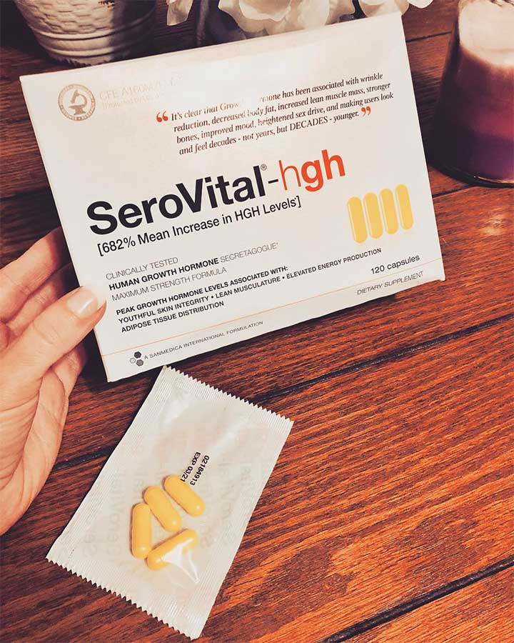 SeroVital HGH Supplement