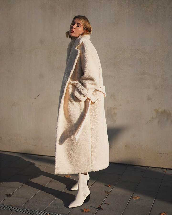 Shopping Guide: Shearling Pieces For Fall