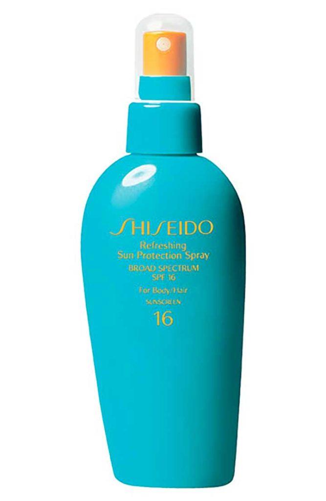 Shiseido Sun Protection Body Hair