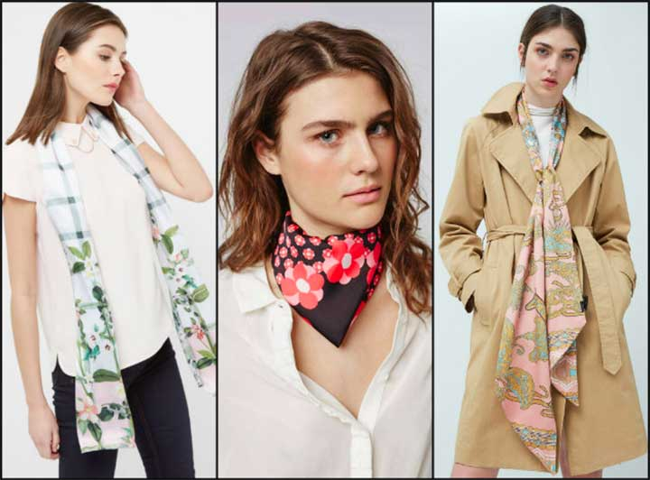 12 Spring Scarves That You Will Never Want to Take Off