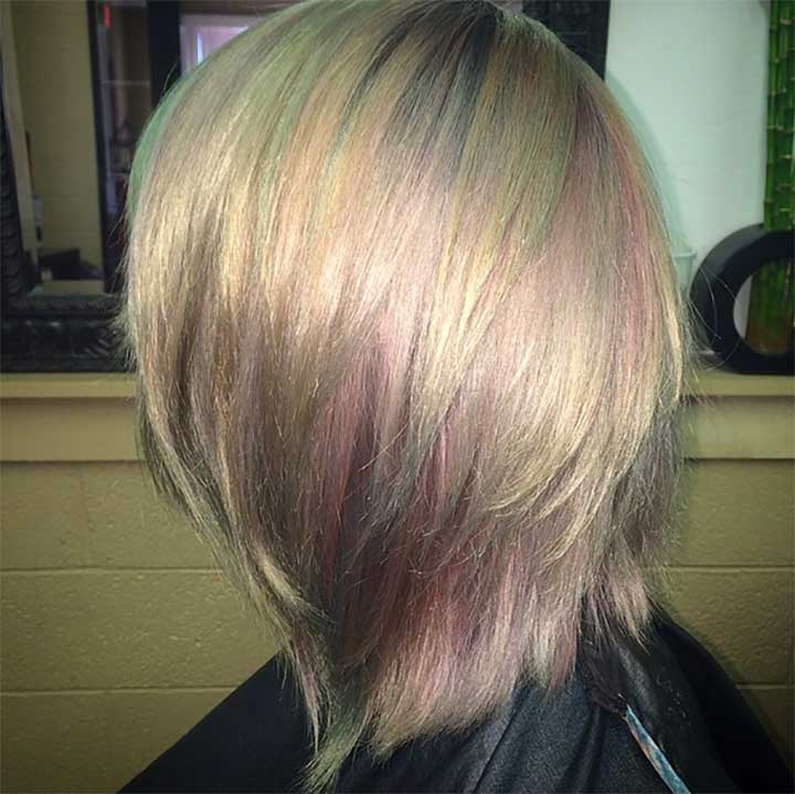 Opal Hair is the trend for you!