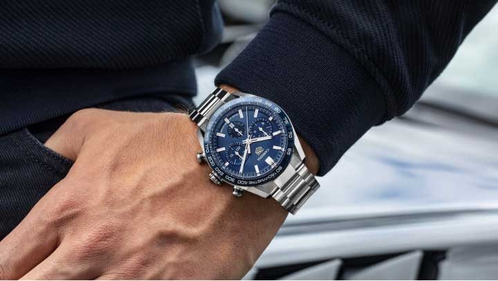 TAG Heuer : Heuer was founded in St. Imier, France, in 1860