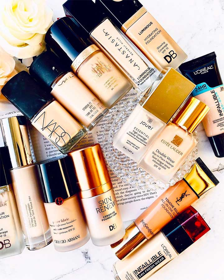 Things You Need to Consider When Choosing Foundation