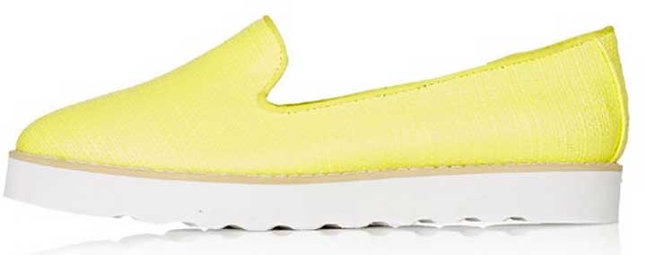 Topshop Seol Flatform Shoes