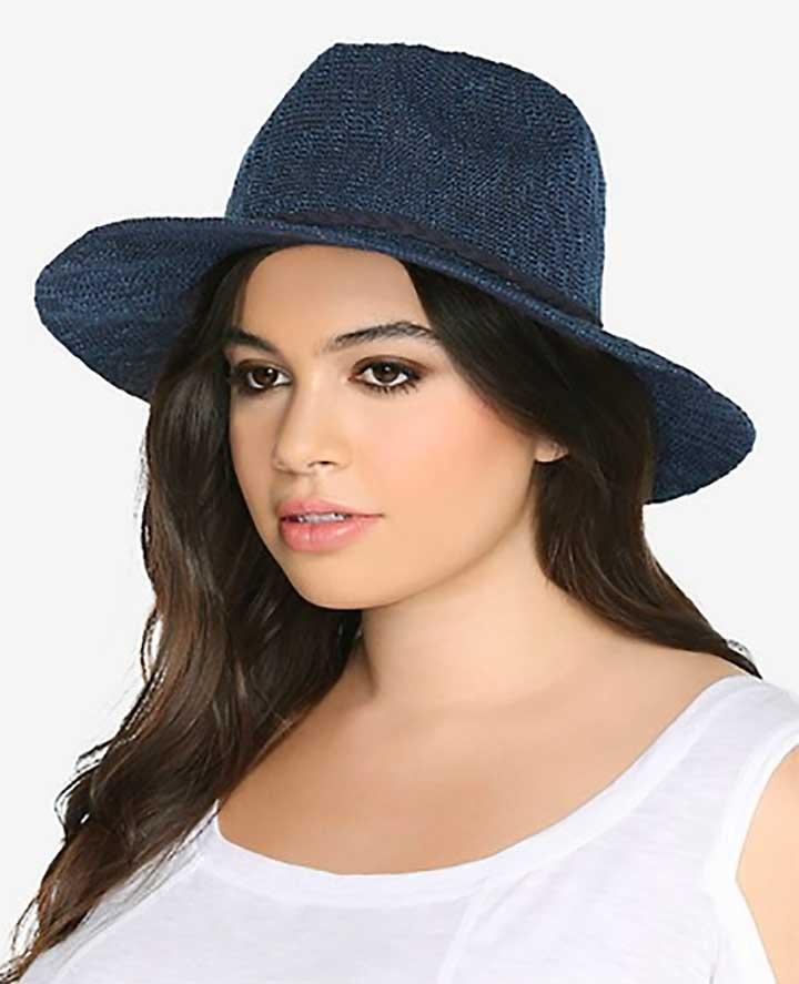 Torrid Nubby Panama Hat
