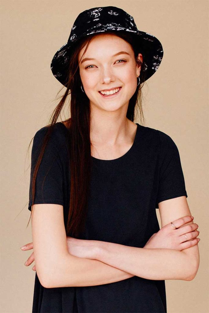 Urban Outfitters Obey Rosecran BUcket hat