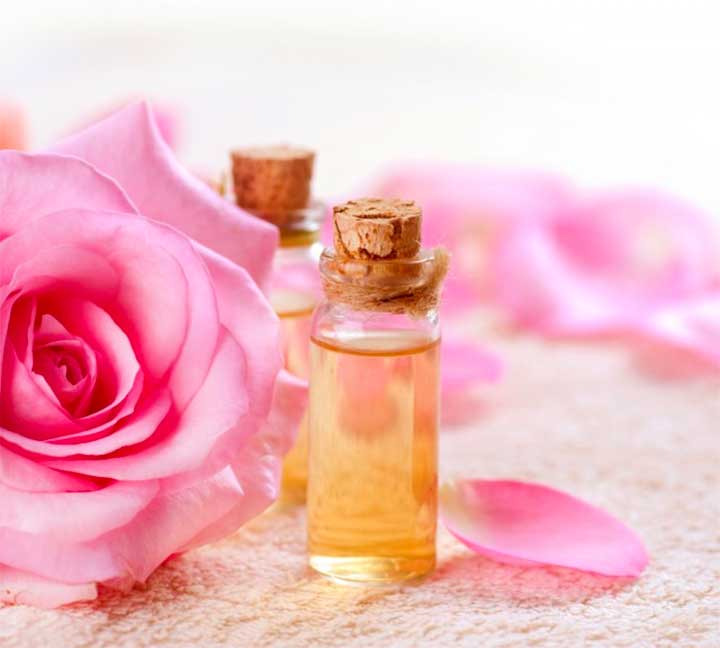 Glycerine + Rose Water: What can I exfoliate my lips with?