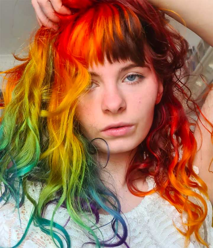 Your Guide To Keeping Your Dyed Hair Looking Good