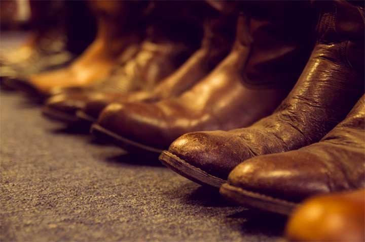 Perfect Boots To Add To Your Closet: boots in a row