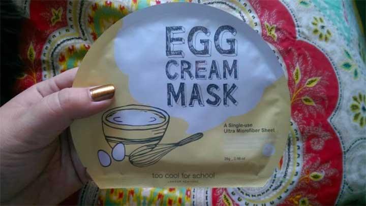 egg mask cover photo