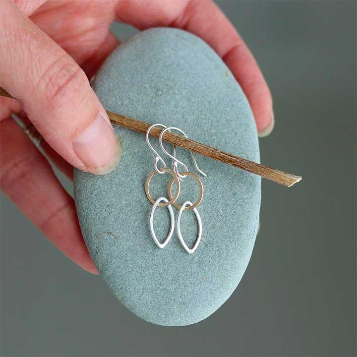 Shop Summer's Geometric Jewelry Trend Now