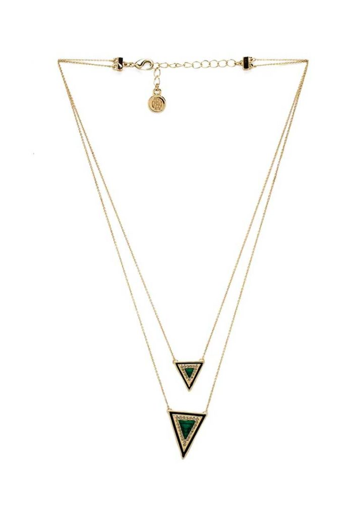 house of harlow teepee necklace