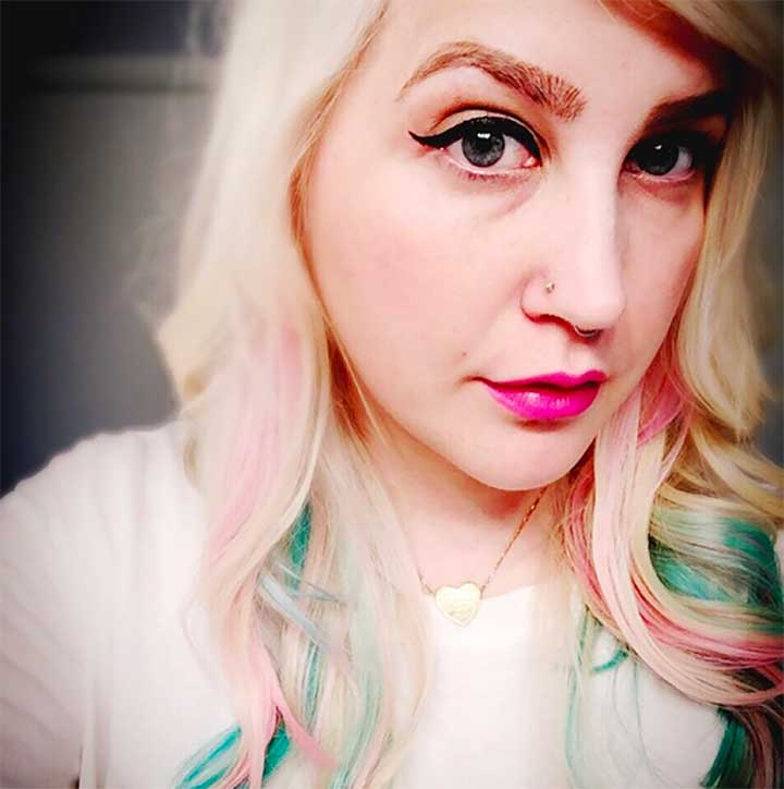 How much does blonde opal hair cost