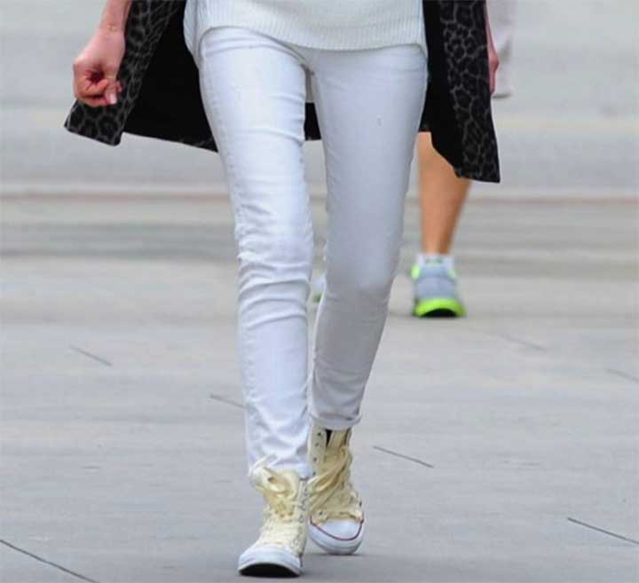 The Ultimate Guide To Keeping White Pants White