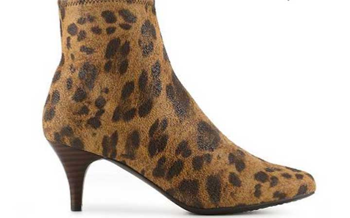 Impo Nevada Leopard Bootie from DSW
