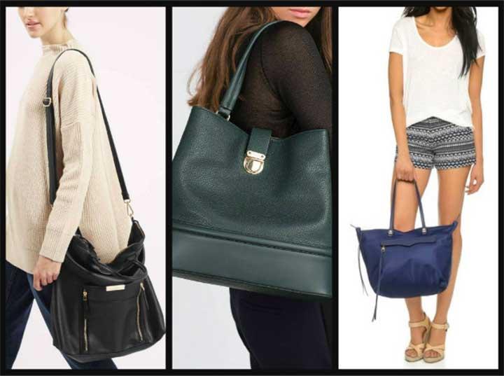 large handbags purses totes work shopping guide