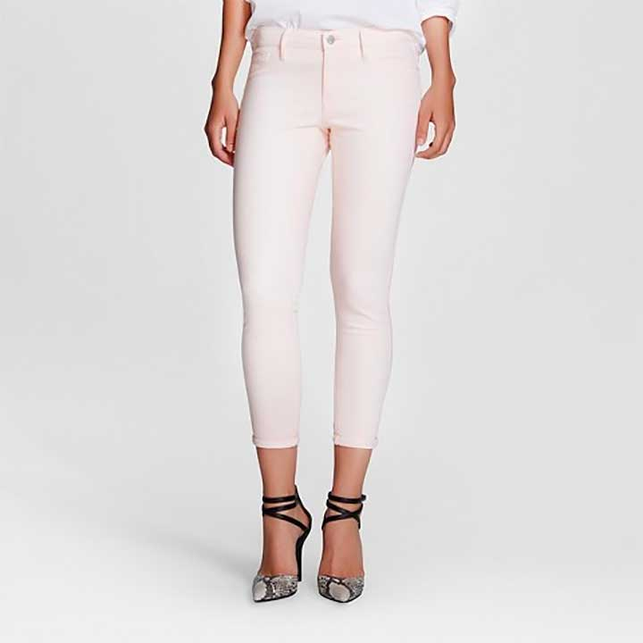 mid rise cropped jegging